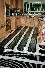 Charmant Heated Kitchen Floor Flooring Ideas And Inspiration